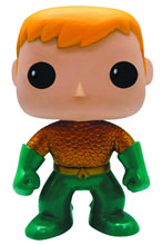 Image: DC Heroes Pop! Vinyl Figure: Aquaman  (New 52 version)