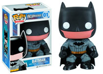Image: DC Heroes Pop! Vinyl Figure: Batman  (New 52 version)
