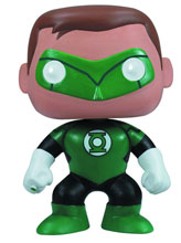 Image: DC Heroes Pop! Vinyl Figure: Green Lantern  (New 52 version)