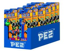 Image: Man of Steel Movie Pez Blister Pack Assortment