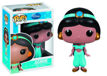 Image: Disney Pop! Vinyl Figure: Jasmine