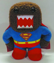 Image: Domo DC Plush: Superman  (6-inch)