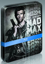 Image: Mad Max Trilogy BluRay  - Cult Classics