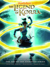 Image: Legend of Korra: The Art of the Animated Series Book Two - Spirits HC  - Dark Horse Comics