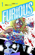 Image: Furious Vol. 01: Fallen Star SC  - Dark Horse Comics