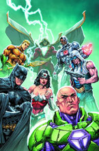 Image: Justice League #32 (variant incentive cover - Howard Porter) (25-copy) - DC Comics