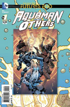 Image: Aquaman and the Others: Futures End #1 (standard edition) - DC Comics