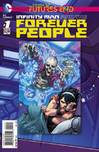 Image: Infinity Man and the Forever People: Futures End #1 (standard edition) - DC Comics