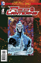 Image: Red Lanterns: Futures End #1 (standard edition) - DC Comics
