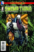 Image: Swamp Thing: Futures End #1 (standard edition) - DC Comics