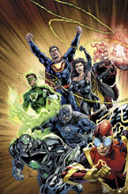 Image: Justice League Vol. 05: Forever Heroes HC  (N52) - DC Comics