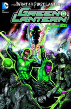 Image: Green Lantern: The Wrath of the First Lantern SC  - DC Comics