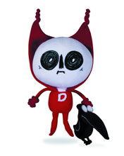 Image: DC Nation Deadman & Crow Plush Figure 2-Pack  - DC Comics