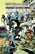 Image: Tales of the Teenage Mutant Ninja Turtles Vol. 05 SC  - IDW Publishing
