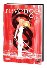 Image: Revenge: The Secret Origin of Emily Thorne HC  - Marvel Comics