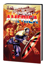 Image: Captain America Vol. 04: The Iron Nail HC  - Marvel Comics