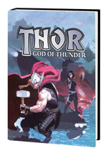 Image: Thor: God of Thunder Vol. 04 - The Last Days of Midgard HC  - Marvel Comics