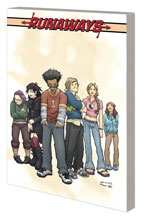 Image: Runaways: The Complete Collection Vol. 01 SC  - Marvel Comics