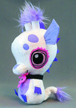 Image: Vamplets: Undead Dragon Plush  - Action Lab Entertainment