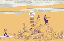 Image: Jim Henson's Tale of Sand: The Orginal Graphic Novel & The Illustrated Screenplay Box Set  - Boom! Studios