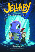 Image: Jellaby Vol. 02: Monster in the City SC  - Capstone Press