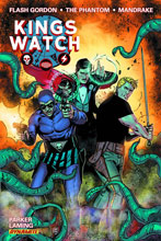 Image: Kings Watch Vol. 01: Flash Gordon, The Phantom, Mandrake the Magician SC  - Dynamite