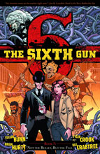 Image: Sixth Gun Vol. 07: Not The Bullet, But The Fall SC  - Oni Press Inc.