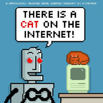 Image: Diesel Sweeties Vol. 03: There Is a Cat of the Internet! SC  - Oni Press Inc.