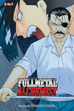 Image: Fullmetal Alchemist 3-in-1 Vol. 08 SC  - Viz Media LLC