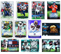 Image: Topps 2014 Football Trading Cards Box  -