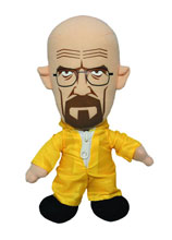 Image: Breaking Bad Plush: Walter White Hazmat  (8-inch) -