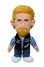 Image: Sons of Anarchy 8-inch Plush: Jax Teller  -