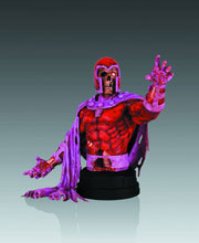 Image: Gentle Giant Marvel Mini-Bust: Zombie Magneto  -