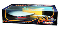 Image: Mel's Drive-In Finished Model Kit  -