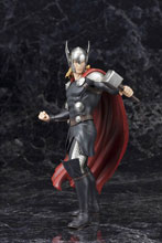 Image: Marvel NOW! Avengers ArtFX+ Statue 1/10 Scale Pre-Painted Model Kit: Thor  -