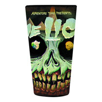 Image: Adventure Time Pint Glass: The Lich  -