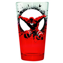 Image: Marvel Heroes Pint Glass: Daredevil  -
