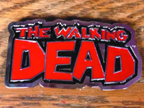 Image: Walking Dead Logo Belt Buckle  -