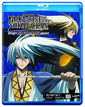 Image: Nura: Rise of the Yokai Clan - Demon Capital Set 02 BluRay  -
