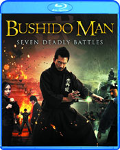 Image: Bushido Man: Seven Deadly Battles BluRay  -