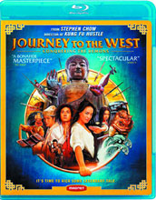 Image: Journey to the West BluRay  -