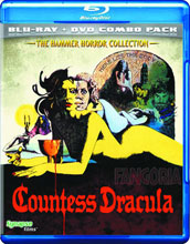 Image: Countess Dracula BluRay+DVD  -