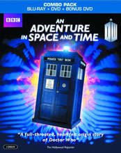 Image: An Adventure in Space & Time Blu-ray+DVD  -