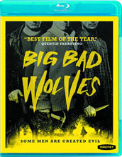 Image: Big Bad Wolves BluRay  -
