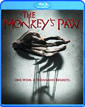 Image: Monkey's Paw BluRay  -