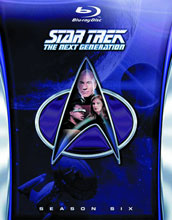 Image: Star Trek: The Next Generation Season 06 BluRay  -