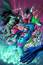 Image: Justice League of America #2 - DC Comics