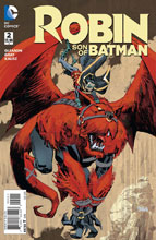 Image: Robin: Son of Batman #2 (variant cover - Andy Kubert) - DC Comics