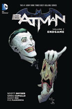 Image: Batman Vol. 07: Endgame HC  - DC Comics