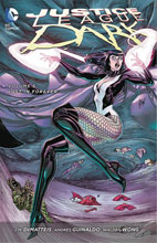 Image: Justice League Dark Vol. 06: Lost in Forever SC  - DC Comics